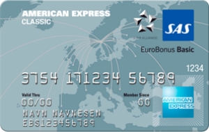 SAS Eurobonus Classic