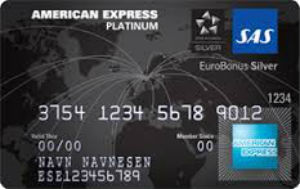 SAS Eurobonus Platinum