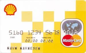Spar tusenvis av kroner med kredittkortet Shell Mastercard